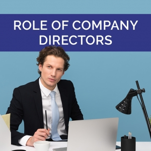 Role of Company Directors training by Tapp Advisory