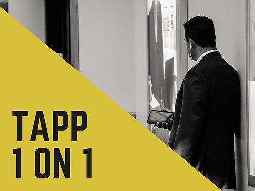 Tap 1 On 1 Business Mentoring Program