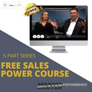 FREE Sales Power Course IPI